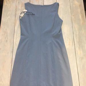 Tahari Dresses - Tahari Levine Paris blue suit